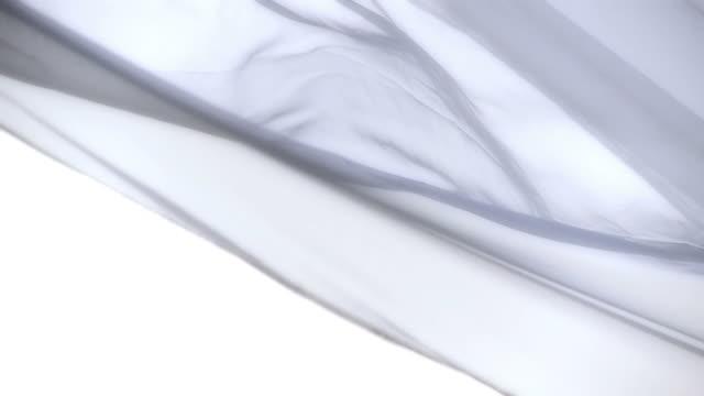 HD SLOW-MOTION: Fluttering Veil video