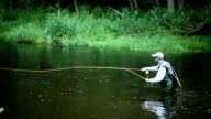 Fly fishing #3 video