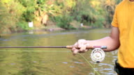 HD: Fly fishing video