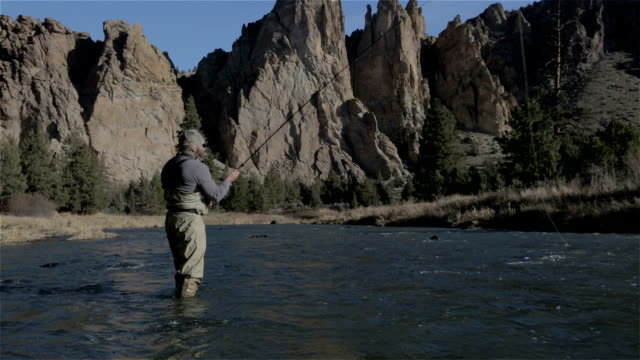 Fly Fishing video