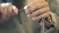 Fly tying video
