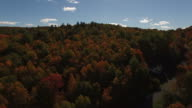 Flying Above The Autumn Colors video