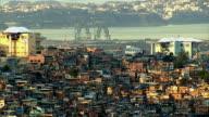 Flying over Rio de Janeiro, Brazil video