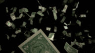 Flying Us Dollars video