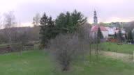 Flying video