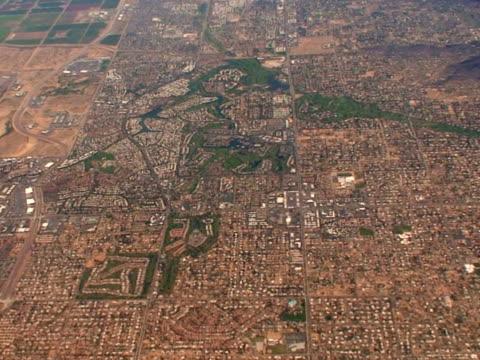 Flyover Phoenix video