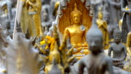 focus image of Buddha video