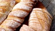 Focus on bread video