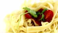 Focus on Pasta video