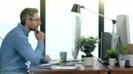 Focused on business video