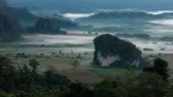 Fog Mountain video
