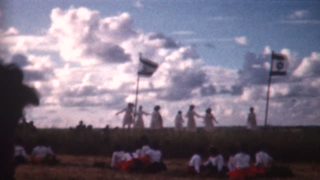 Folk Dancing 1962 video