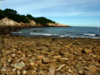 Folly Cove Panning Shot video