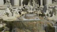 Fontana di Trevi video