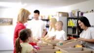 Food bank video