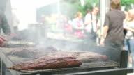 Food festival video