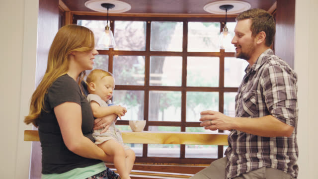 Food Mishaps: Baby Grabs Coffee video
