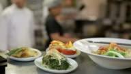 food presentation video