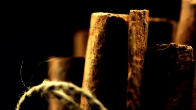 Food Spices Cinnamon video