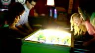 Foosball night. video