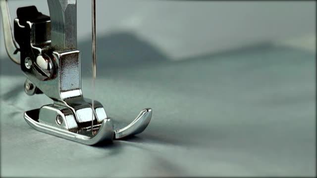 Foot Sewing Machine video