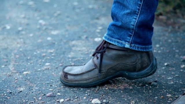 Foot Tap video