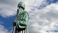 Footage Johannes Gutenberg video