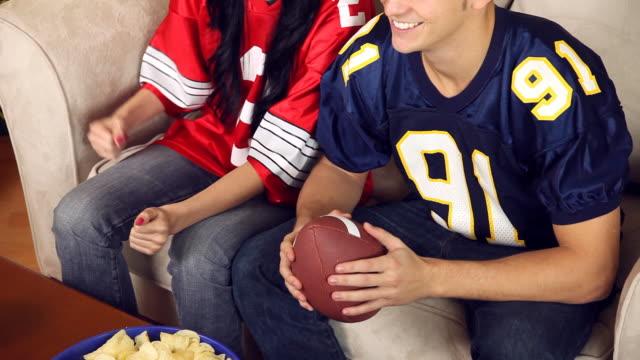 Football Fans video
