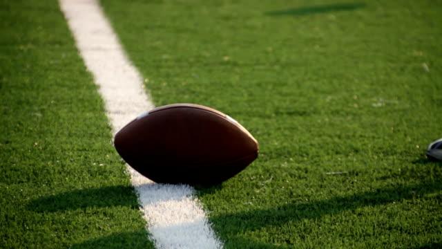 Football Long Snap video