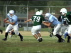 Football Tackle video