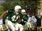 Football Touchdown video