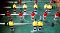 footballers game video