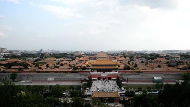 Forbidden City, Beijing (Panning) video