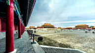 Forbidden city hyperlapse video