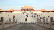 forbidden city timelapse video