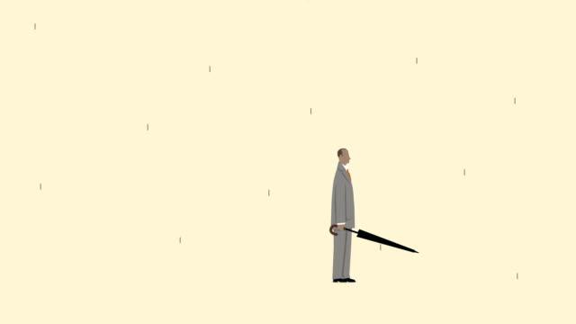 Forever raining video