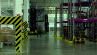 Forklifts #2 time lapse video