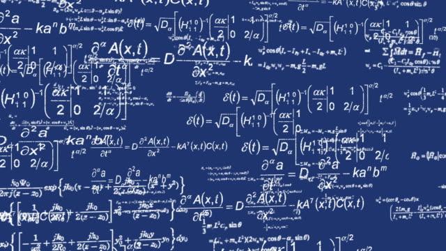 formula background blueprint video