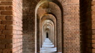 Fort Jefferson Archway at Dry Tortugas National Park video