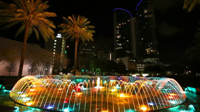 Fort Lauderdale Fountain video