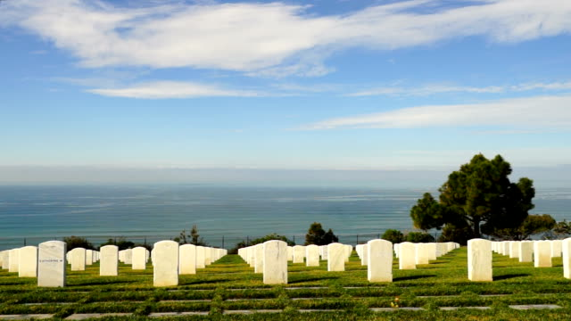 Fort Rosecrans National Military Cemetery Cabrillo National Monument video