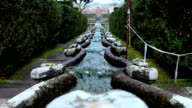 Fountain Of The Chain Villa Lante Bagnaia Italy video