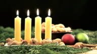 four candles video