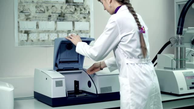Fourier Transform Infrared Spectroscopy video