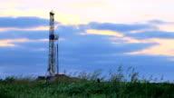 Fracking Morning video