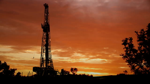 Fracking Red Dawn video