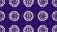 Fractal Pattern Background Animation video
