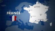 HD France Animation - 3 Versions video
