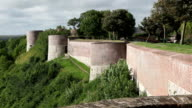 France City Wall video