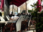 France: Paris Cafe Culture video